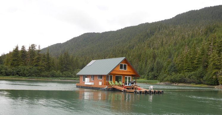 Tsiu River Lodge ~ Alaska Fishing and Wilderness Adventures